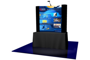 VTK 6ft Table Top Display