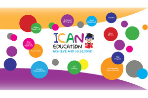 iCan Education Graphics and Design